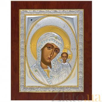 Казанская икона Божьей Матери, 14х11см SXGП Казан 14х11