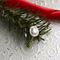 Серебряное кольцо с фианитами Атлантида PTL--7к704/01
