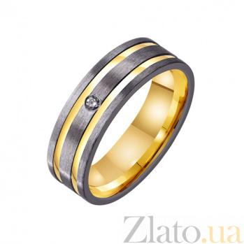 Золотое обручальное кольцо Свадебная эстетика TRF--4421569