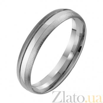 Золотое обручальное кольцо Источник любви TRF--4211017