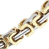 Мужская золота цепочка Стиль