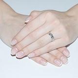 Женское обручальное кольцо Кейт