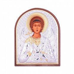 Икона Ангел Хранитель с серебрением и позолотой 000134851