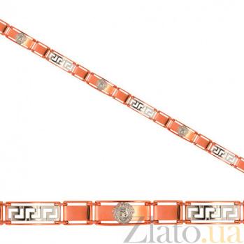 Золотой браслет Версаче VLT--Н515