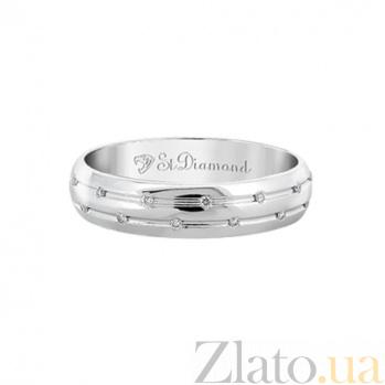 Золотое кольцо с бриллиантами Путешествие к звездам 000029576