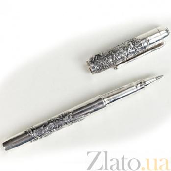Серебряная ручка Охота 747
