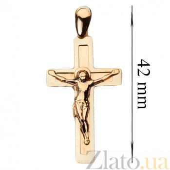 Золотой крест 000015112