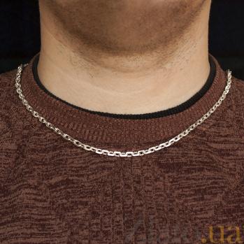 Серебряная якорная цепь Вилфорд 000035423