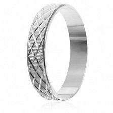 Кольцо из серебра Делирис