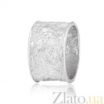 Серебряное кольцо Вьюга 000028015