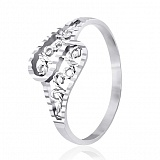 Серебряное кольцо Алеидис