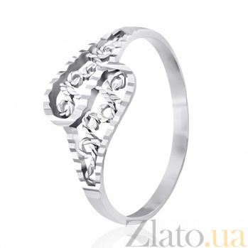 Серебряное кольцо Алеидис 000025842