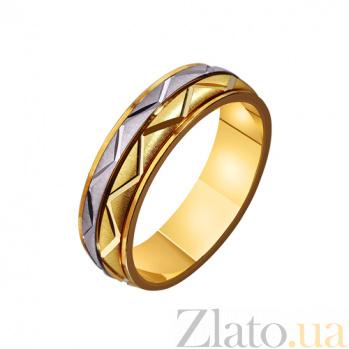Золотое обручальное кольцо Моя история любви TRF--4411537