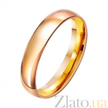 Золотое обручальное кольцо Традиция TRF--4111209