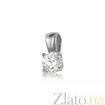 Золотой подвес с бриллиантом Тина EDM--П7295/1