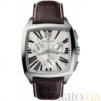 Часы Maurice Lacroix коллекции Miros Coussin MLX--MI5017-SS001-110