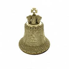 Большой бронзовый колокольчик Почаевская Лавра