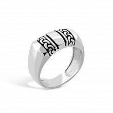 Серебряный перстень-печатка Истоки