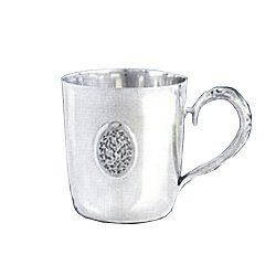 Серебряная кружка Венеция 000043493