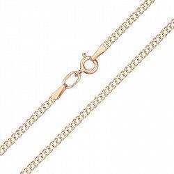 Золотая цепь в плетении ромб, 2,5мм 000071061