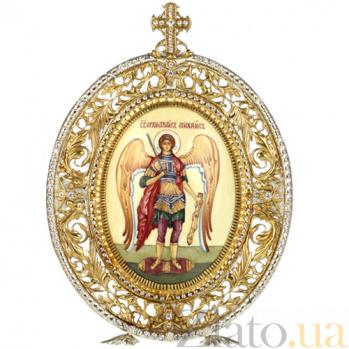 Серебряная настольная икона Архангела Михаила 2.78.0133