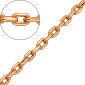 Золотая цепь Якорь LEL--12637