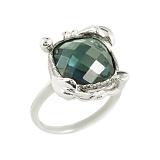 Золотое кольцо с топазом Анджали