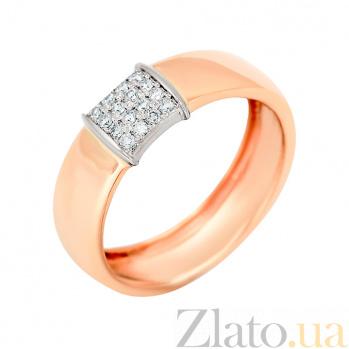 Обручальное кольцо Пламя любви с бриллиантами  VLA--12960