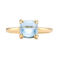 Кольцо из золота с аквамарином Paloma Picasso