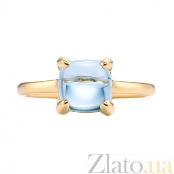 Кольцо из золота с аквамарином Paloma Picasso R-Tif(Paloma)Akv