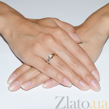 Кольцо золотое Гвинетт TNG--330287