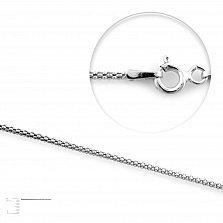 Серебряная цепь Колорадо, 1 мм