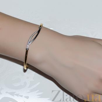 Золотой браслет Адлер LEL--42419