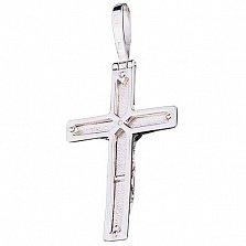 Серебряный крест Всепрощение