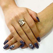 Серебряное кольцо Алтас
