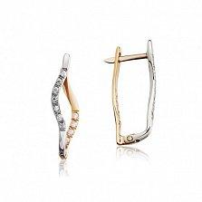 Золотые сережки Идан