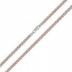 Серебряная цепь Джафари с позолотой