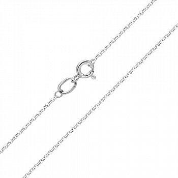 Срібний ланцюжок в якорному плетінні 000137971