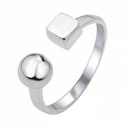 Серебряное кольцо 000103093