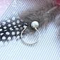 Серебряное кольцо с жемчугом Гамма BGS--404к/чб