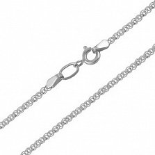 Серебряная цепочка Твой имидж