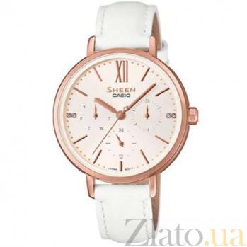 Часы наручные Casio Sheen SHE-3064PGL-7AUER 000100083