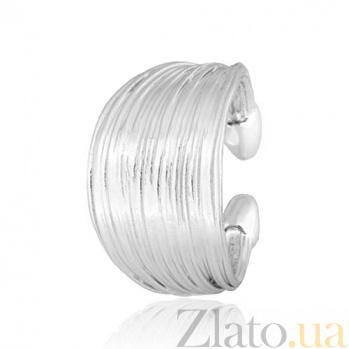 Серебряное кольцо Мирджам 000028008
