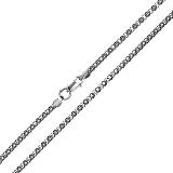 Серебряная цепочка Переливы