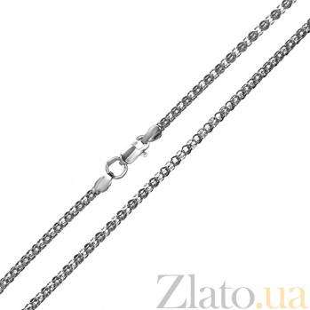 Серебряная цепочка Переливы TNG--800505С