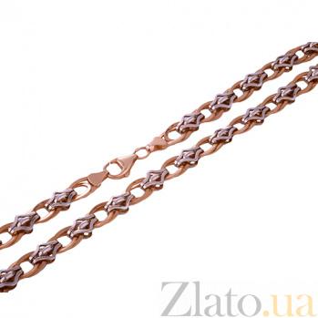 Цепочка из комбинированного золота Кэйлин ONX--ц00154