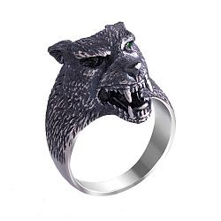 Серебряное черненное кольцо  000035754