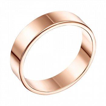 ЗолотоеобручальноекольцоКлассическийстильвкрасномцвете 000005240