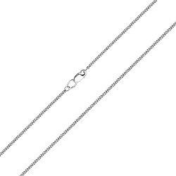 Серебряная цепочка в панцирном плетении, 1,5 мм 000118297