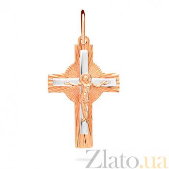 Золотой крестик Новгородский SUF--505972кб